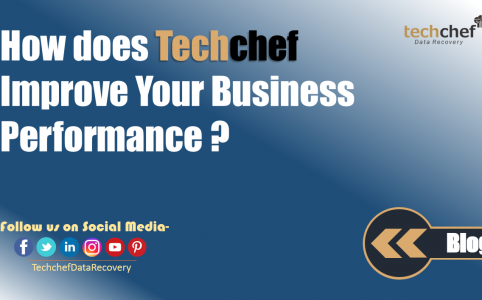 How does Techchef Data Recovery improve Your Business Performance