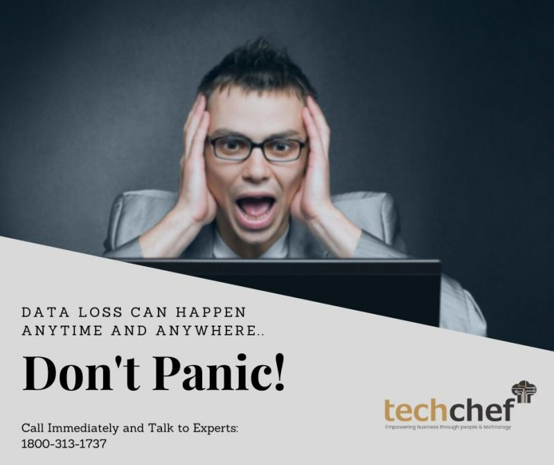 Techchef Data Recovery