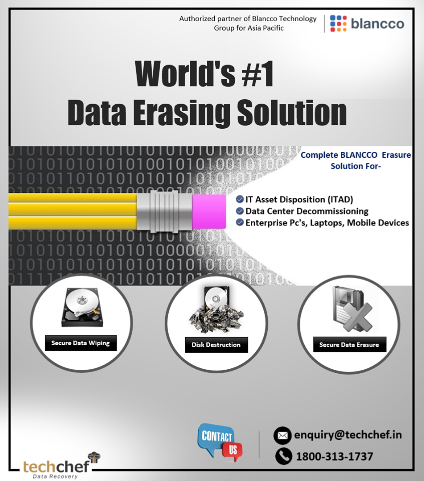 Data Erasing Solution