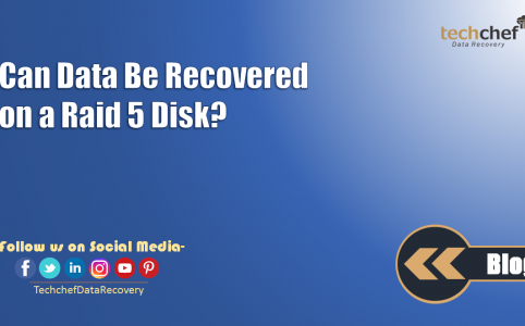 Raid 5 disk recovery