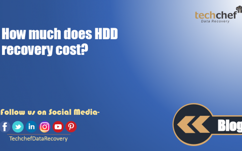 hdd recovery cost