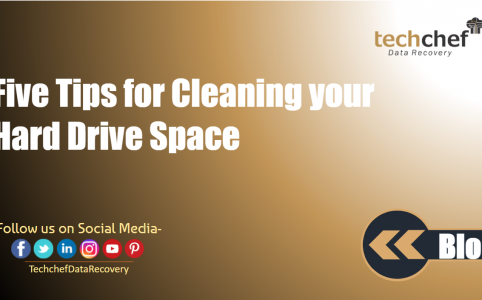 Five Tips for Cleaning your Hard Drive Space