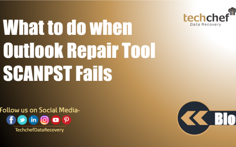 What to do when Outlook Repair Tool SCANPST Fails