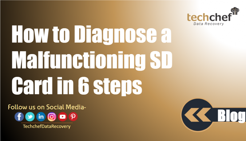 How to Diagnose a Malfunctioning SD Card in 6 steps