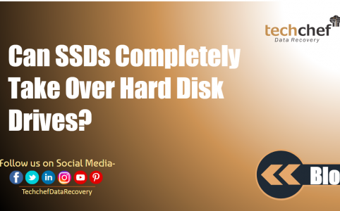 Can SSDs Completely Take Over Hard Disk Drives