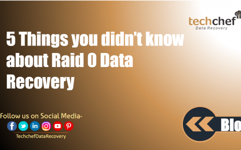 5 Things you didn't know about Raid 0 Data Recovery