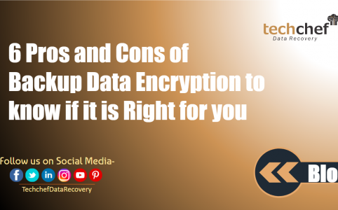 6 Pros and Cons of Backup Data Encryption to know if it is Right for you